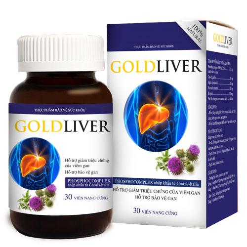 Goldliver