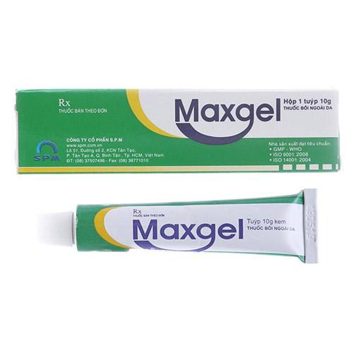 Kem bôi Maxgel