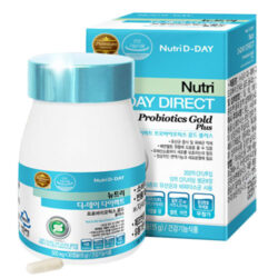 Nutri D-Day Direct Probiotics Gold Plus