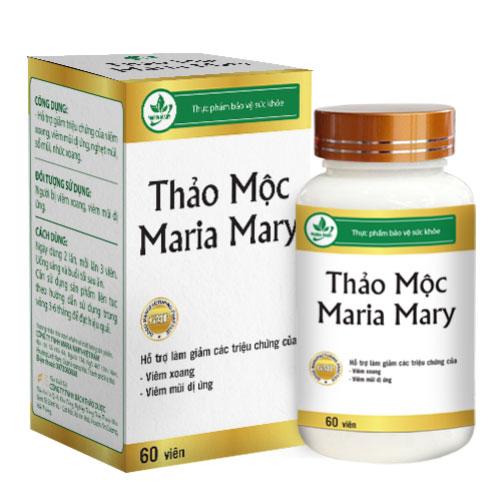 Thảo mộc Maria Mary