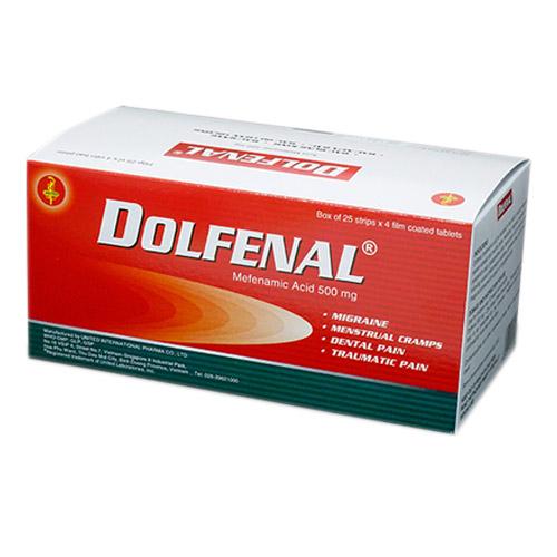 Thuốc Dolfenal