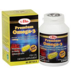 UBB Premium Omega 3