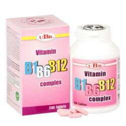 UBB® Vitamin B1 B6 B12 Complex