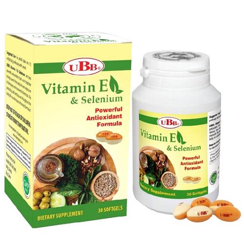 UBB® Vitamin E & Selenium
