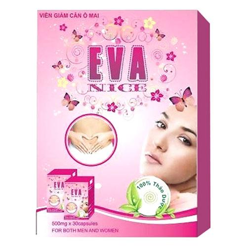 Viên giảm cân ô mai Eva nice