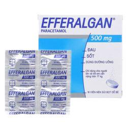 Viên sủi Efferalgan 500mg