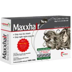 Viên uống Maxxhair, hỗ trợ giúp ngăn ngừa rụng tóc, mọc tóc