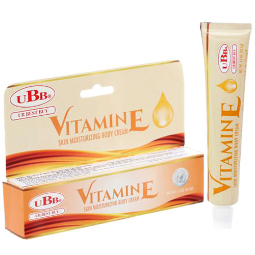 Vitamin E Skin Body cream UBB