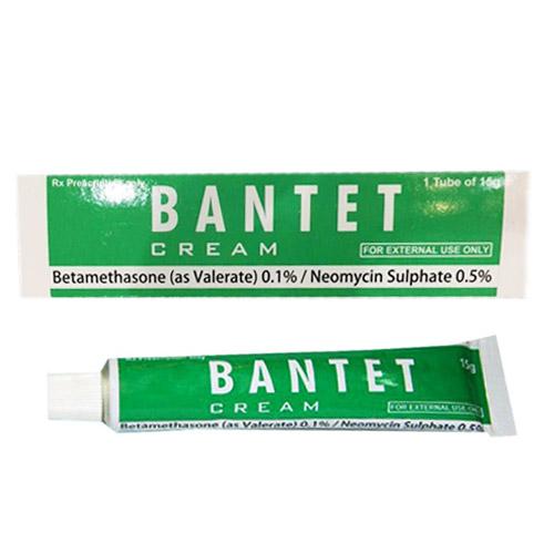 Bantet cream