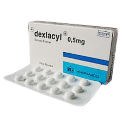 Dexlacyl 0,5mg