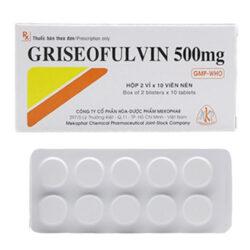 Griseofulvin 500mg