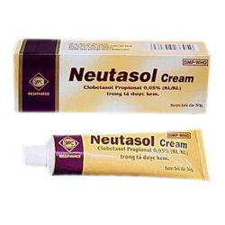 Kem bôi da Neutasol