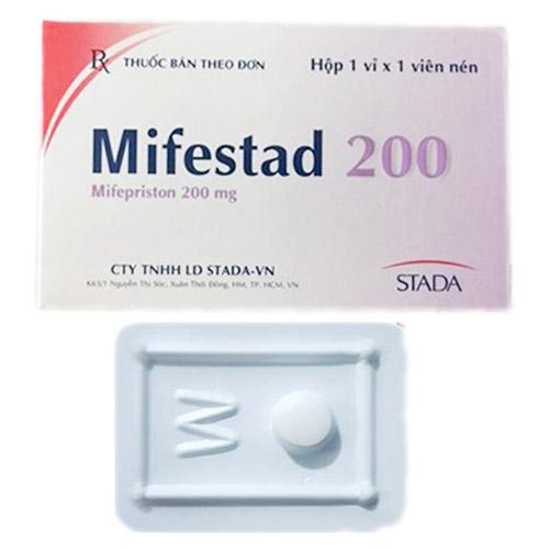 Mifestad 200mg