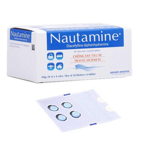 Thuốc Nautamine 90mg
