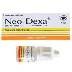 Thuốc Neo dexa