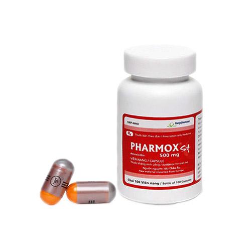 Pharmox SA 500mg