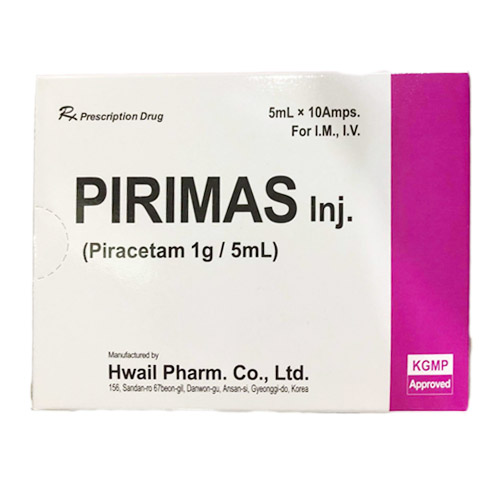 Thuốc Pirimas Inj