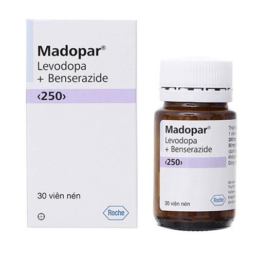 Thuốc Madopar 200mg