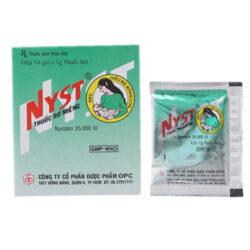 Thuốc rơ miệng Nyst