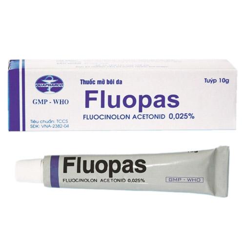 Kem bôi da Fluopas