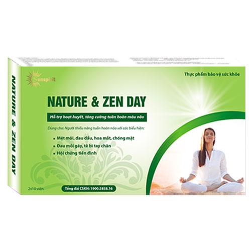Nature & Zen Day