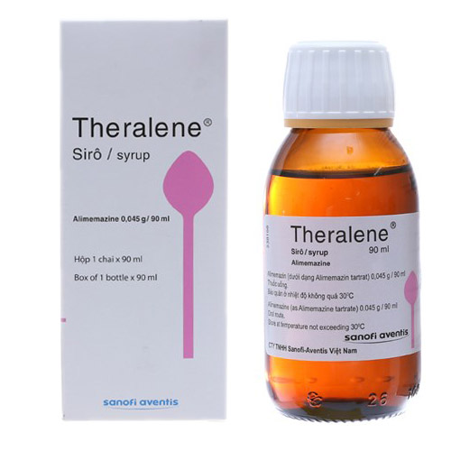 Siro Theralene 90ml
