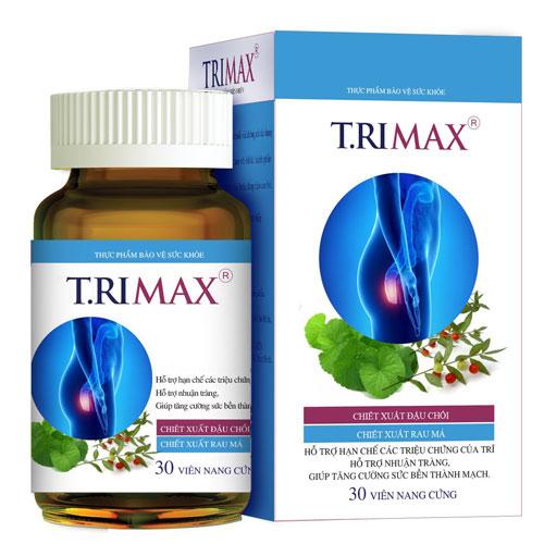 Viên uống Trimax