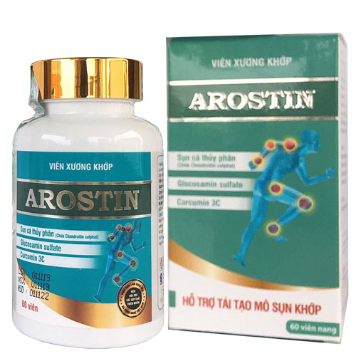 Viên xương khớp Arostin