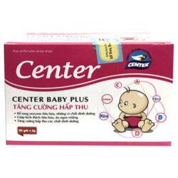 Center Baby Plus Tăng cường hấp thu