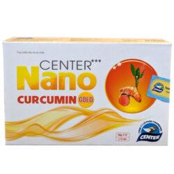 Center Nano Curcumin Gold