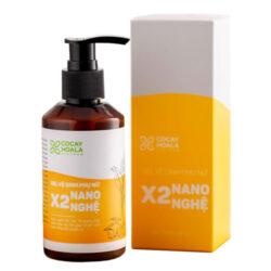 Gel vệ sinh phụ nữ X2 Nano Nghệ