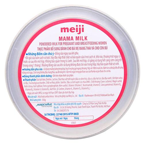 Sữa bầu Meiji Mama Milk