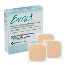 Miếng dán tránh thai Evra