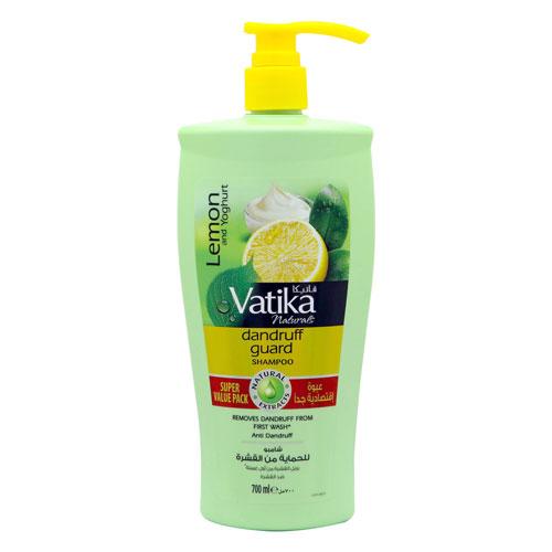 Vatika Naturals Dandruff Guard Shampoo 700ml