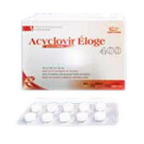 Acyclovir Éloge 400
