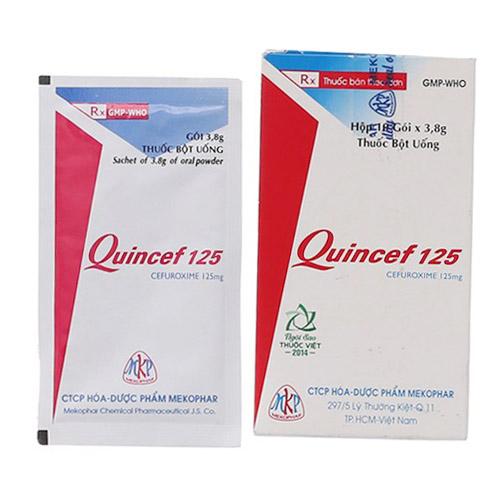 Quincef 125