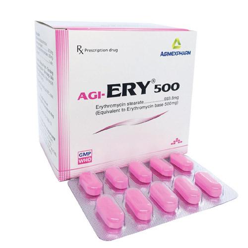 Thuốc Agi-Ery 500