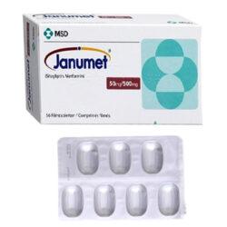 Thuốc Janumet 50/500mg