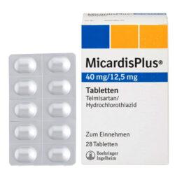 Thuốc Micardis Plus