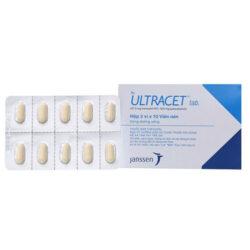 Thuốc giảm đau Ultracet