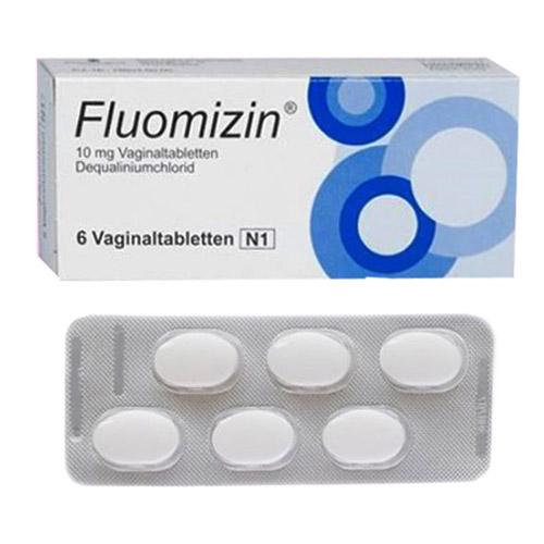 Viên đặt âm đạo Fluomizin