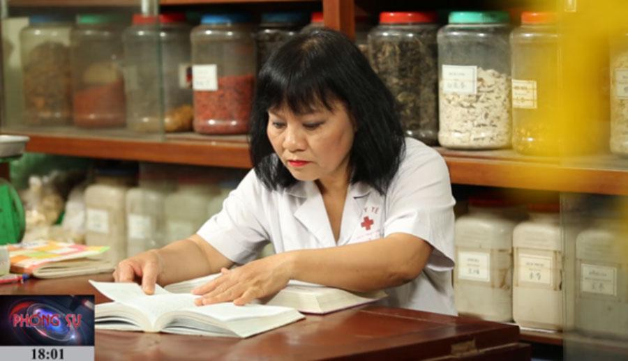 Dạ dày Tuệ Tĩnh là sản phẩm nghiên cứu của Ths.Bs Nguyễn Thị Hằng - Nguyên phó Viện trưởng  Viện Nghiên cứu Y - Dược cổ truyền Tuệ Tĩnh