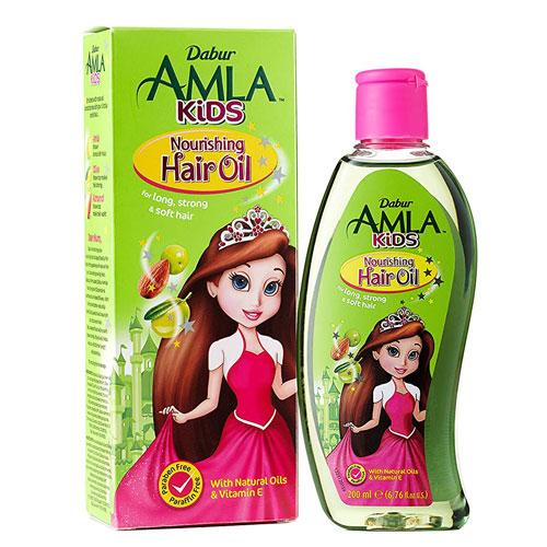 Dabur Amla Kids Nourishing Hair Shampoo