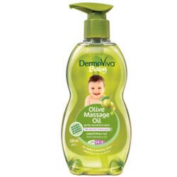 Dầu mát xa cho bé Dermoviva Baby Olive Massage Oil