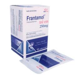 Frantamol trẻ em 250mg