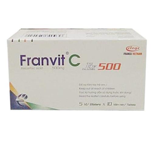 Franvit C Ex 500
