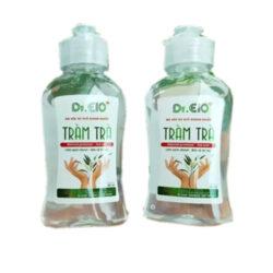 Gel rửa tay khô kháng khuẩn tràm trà Dr. Elo