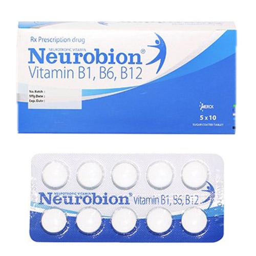 Thuốc Neurobion