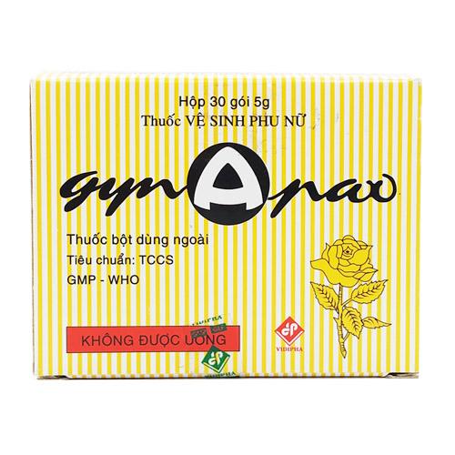 Thuốc bột Gynapax