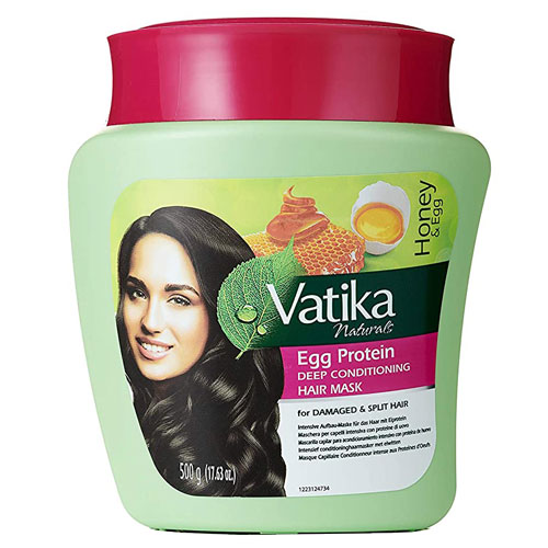 Vatika Natural Hot Oil Treatment Intensive Nourishment